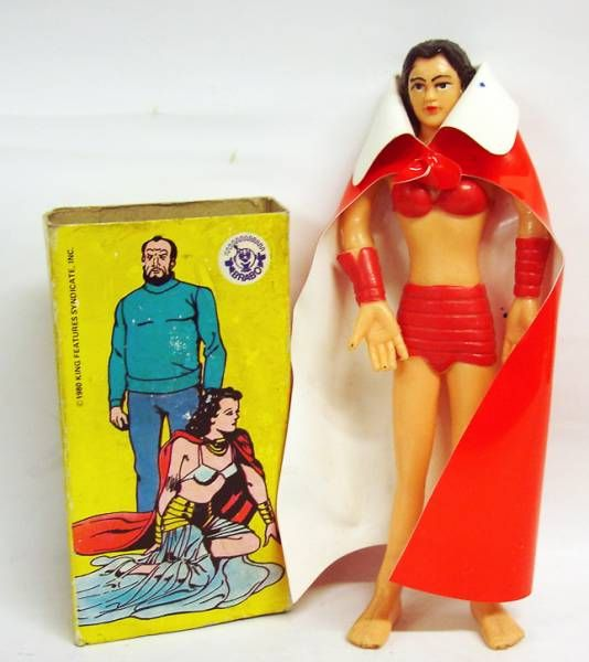 Flash Gordon - Dale Arden - Figurine flexible Brabo