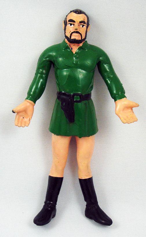 Flash Gordon - Dr. Hans Zarkov bendable figure (loose) - Brabo
