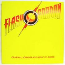 Flash Gordon (Original Soundtrack Music by Queen) - Record LP - EMI 1980