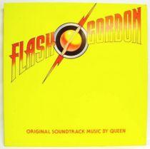 Flash Gordon (Original Soundtrack Music by Queen) - Record LP - EMI 1980