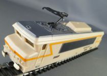 Fobbi Jouef Ho Sncf Electric Loco BB 22200 with Light