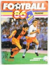 Football 86 - Panini Stickers Album