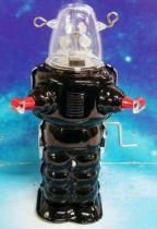Forbidden Planet - Robby 6\'\' Tin wind-up robot (Ha Ha Toy)