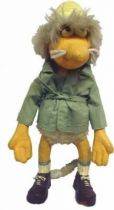 Fraggle Rock - Bendy Toys - Uncle Matt the Traveler 12\'\' Latex Bendable figure