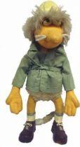 Fraggle Rock - Bendy Toys - Uncle Matt the Traveler 12\'\' Latex Bendable figure