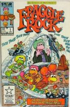 Fraggle Rock - Comic Book - Marvel Star Comics - Fraggle Rock #1