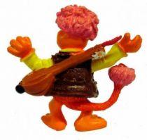 Fraggle Rock - Comics Spain PVC - Complete set of 5 figures