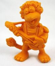 Fraggle Rock - Gobo with guitar (unpainted) - Schleich PVC