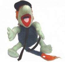 Fraggle Rock - Ideal - Boober 12\'\' Plush Loose