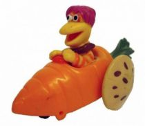 Fraggle Rock - McDonald\'s - Gobo in vegetable-car