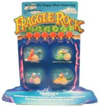 Fraggle Rock - McDonald\'s - Premium Store Display