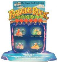 Fraggle Rock - McDonald\'s - Premium Store Display