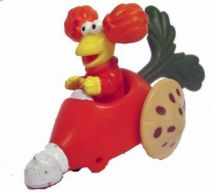 Fraggle Rock - McDonald\'s - Red in vegetable-car
