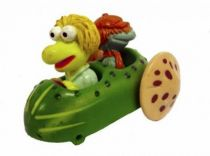 Fraggle Rock - McDonald\'s - Wembley & Boober in vegetable-car
