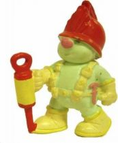 Fraggle Rock - Schleich PVC - Doozer with jackhammer