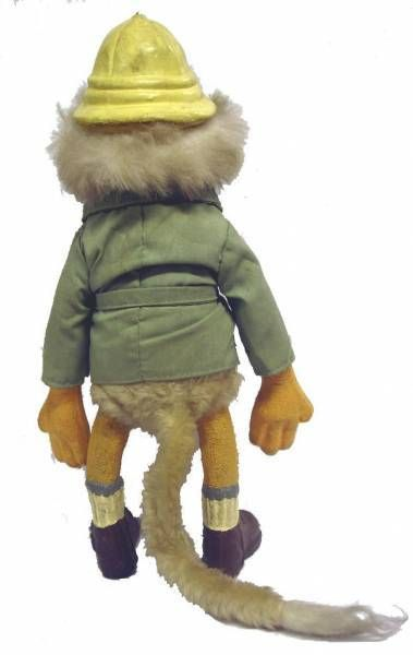 Fraggle Rock - Uncle Matt the Traveler 12\'\' Latex Bendable figure