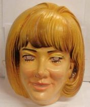 France Gall face-mask (by César)