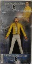 Freddie Mercury - \'\'The Magic Tour 1986\'\' - NECA action figure
