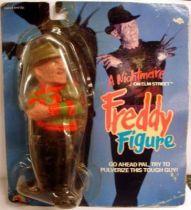 Freddy Krueger - Bendable Figure LJN