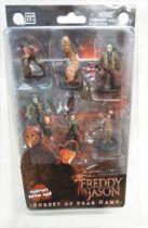 Freddy vs Jason - Neca Wizkids - Forest of Fear Game