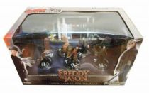 Freddy vs Jason - Neca Wizkids - Seven-Figure Action Pack