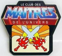 French Masters of the Universe Club Badge