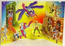 French Masters of the Universe Club Pop-up card