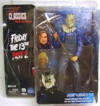 Friday the 13th part 2 - Jason Voorhees - Neca Cult Classics Hall of Fame