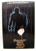 Friday the 13th Part 3 3D - Jason Voorhees - Neca