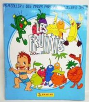 Fruttas - Panini Stickers collector book