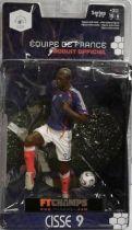 FTChamps - Equipe de France - Djibril Cissé