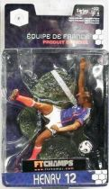 FTChamps - Equipe de France - Thierry Henry