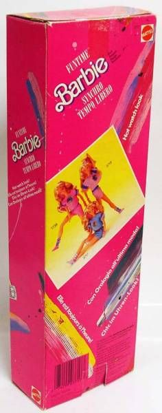 Funtime Barbie - Mattel 1986 (ref.3717)