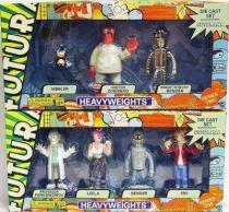 Futurama - Rocket USA - Die Cast Figures set