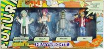 Futurama - Rocket USA - Die Cast Figures set