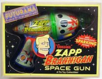 Futurama - Rocket USA - Space Gun de Zap Brannigan