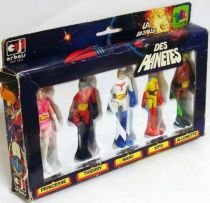 G-Force - boxed set of 5 figures - Ceji-Arbois