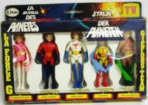 G-Force - boxed set of 5 figures - Civas