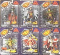 G Force - set of 6 Diamond Select action figures