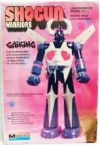 Gaiking - Monogram Model Kit - Shogun Warriors Gaiking