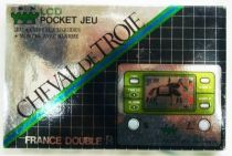 Gakken / France Double R - Handheld Game - Cheval de Troie (en boite)