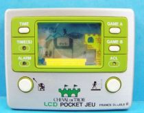 Gakken / France Double R - Handheld Game - Trojan Horse (loose)