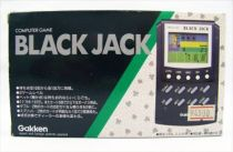 Gakken - LCD Computer Game - Black Jack ((Loose with box)