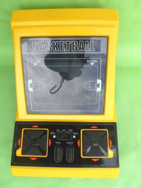 Gakken LSI Game - Table Top - Basketball (Mint in Box)