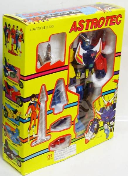 Galactic Gale Baxinger - Baxinger robot ST (Astrotec) - TTW Toy