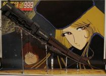 Galaxy Express 999 - hand painted model kit with diorama - Bandai