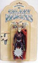 Galaxy Rangers - Evil Queen Rajjar