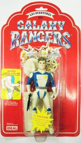 Galaxy Rangers - Zachary Fox