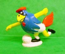 Galli (the sports cock) - Schleich - Soccer player Galli