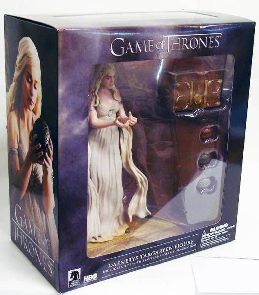 Game of Thrones - Dark Horse figure - Daenerys Targaryen